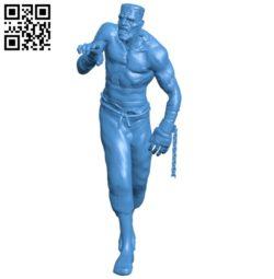 Frank B004891 file stl free download 3D Model for CNC and 3d printer