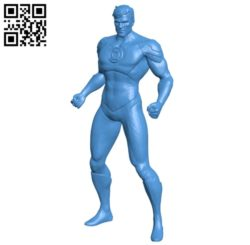 Green B004914 file stl free download 3D Model for CNC and 3d printer