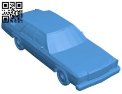 Homer Simpson Car B005222 file stl free download 3D Model for CNC and 3d printer