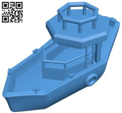 Ship traveling around the world B004988 file stl free download 3D Model for CNC and 3d printer