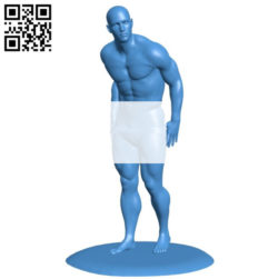 The ideal man B004878 file stl free download 3D Model for CNC and 3d printer