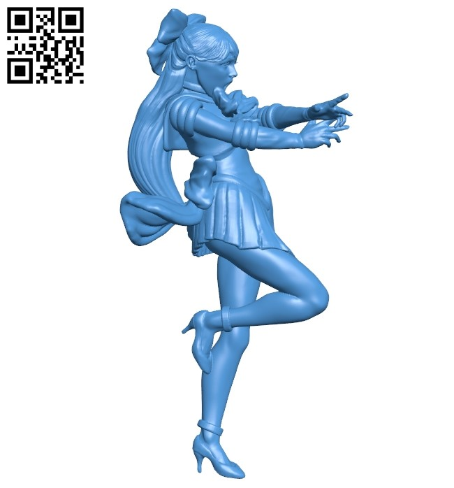 Women B005261 file stl free download 3D Model for CNC and 3d printer