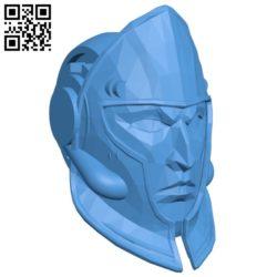Antique maskB005339 file stl free download 3D Model for CNC and 3d printer
