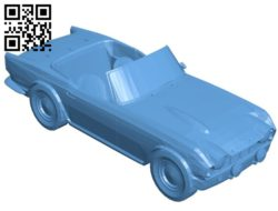 Car B005695 download free stl files 3d model for 3d printer and CNC carving