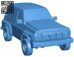 Car nissan keyring B005660 download free stl files 3d model for 3d printer and CNC carving