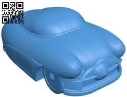 Custom Toy Car B005382 file stl free download 3D Model for CNC and 3d printer