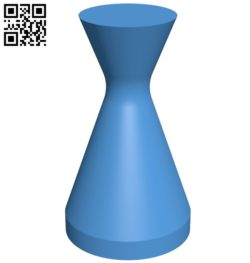 Minimalist chess set – pawn B005451 file stl free download 3D Model for CNC and 3d printer