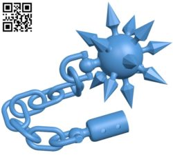 Morning Star B005363 file stl free download 3D Model for CNC and 3d printer