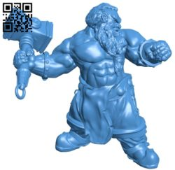 Mr Ogdin Hammer B005586 download free stl files 3d model for 3d printer and CNC carving