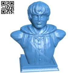 Mr Samwise brave B005542 download free stl files 3d model for 3d printer and CNC carving