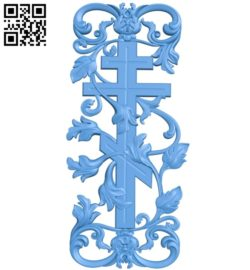 Pattern dekor design A004088 download free stl files 3d model for CNC wood carving