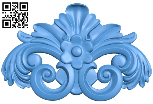 Pattern dekor design A004138 download free stl files 3d model for CNC wood carving