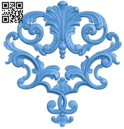 Pattern dekor design A004147 download free stl files 3d model for CNC wood carving
