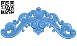 Pattern dekor design A004149 download free stl files 3d model for CNC wood carving