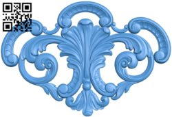 Pattern dekor design A004150 download free stl files 3d model for CNC wood carving