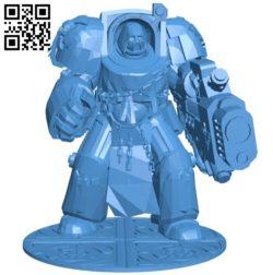 Plasma Cannon Terminator B005285 file stl free download 3D Model for CNC and 3d printer
