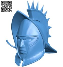 Hat Ryse Gladiator helmet B005489 file stl free download 3D Model for CNC and 3d printer