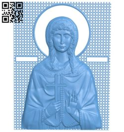 Symbol of catholicism A004170 download free stl files 3d model for CNC wood carving