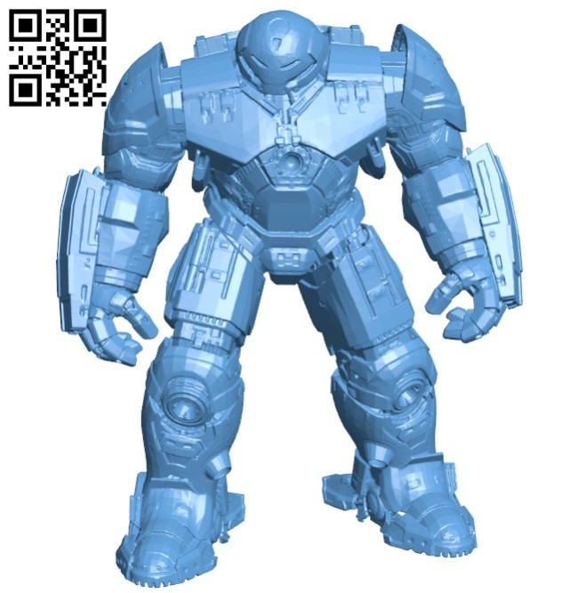 iron man B005703 download free stl files 3d model for 3d printer and CNC carving