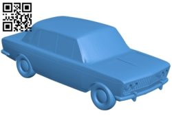 Car B005940 download free stl files 3d model for 3d printer and CNC carving