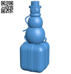 Christmas Chess Bishop B005801 download free stl files 3d model for 3d printer and CNC carving