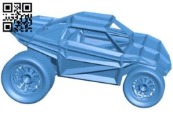 Dune buggy car B006042 download free stl files 3d model for 3d printer and CNC carving