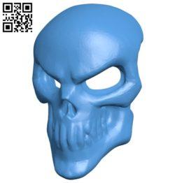 El byanko mask B006116 download free stl files 3d model for 3d printer and CNC carving