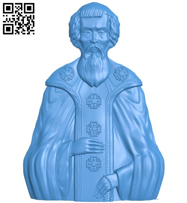 Icon Longin A004318 download free stl files 3d model for CNC wood carving