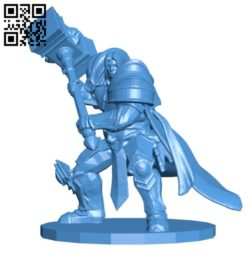Mr Arthas B006193 download free stl files 3d model for 3d printer and CNC carving
