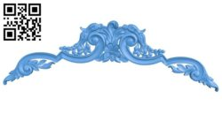 Pattern decor design A004342 download free stl files 3d model for CNC wood carving