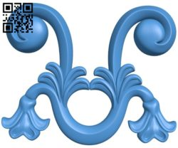 Pattern dekor design A004215 download free stl files 3d model for CNC wood carving