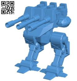 Robot Juggernaut B005906 download free stl files 3d model for 3d printer and CNC carving