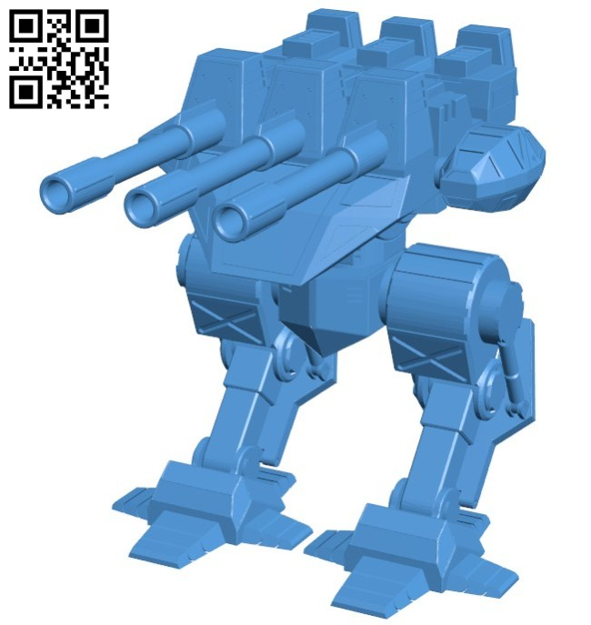 Robot Juggernaut B005906 download free stl files 3d model for 3d printer and CNC carving