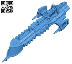 Ship IN-CA-Mars B006097 download free stl files 3d model for 3d printer and CNC carving