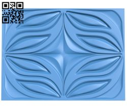 Square pattern A004260 download free stl files 3d model for CNC wood carving