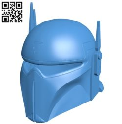 The helmet of space warrior B006070 download free stl files 3d model for 3d printer and CNC carving