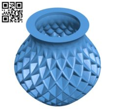 Vase doubletwist B006230 download free stl files 3d model for 3d printer and CNC carving