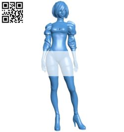 Women B005852 download free stl files 3d model for 3d printer and CNC carving