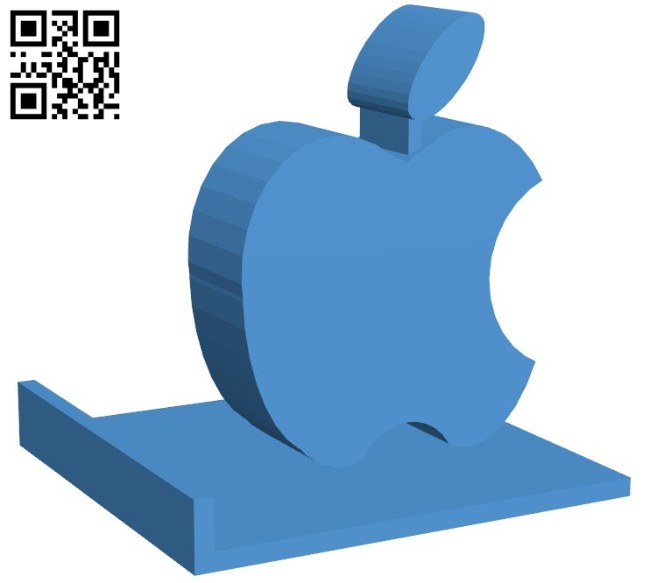 iphone - ipad desk stand B006093 download free stl files 3d model for 3d printer and CNC carving