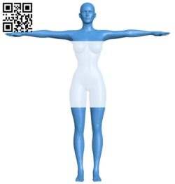 Another woman base B006422 file stl free download 3D Model for CNC and 3d printer