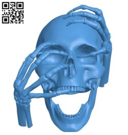 Black sail skull B006548 file stl free download 3D Model for CNC and 3d printer