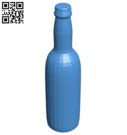 Corona Beer B006538 file stl free download 3D Model for CNC and 3d printer