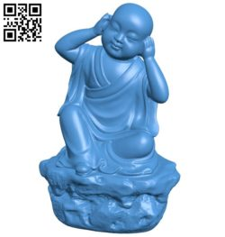 Do not listen to the wrong things B006536 file stl free download 3D Model for CNC and 3d printer