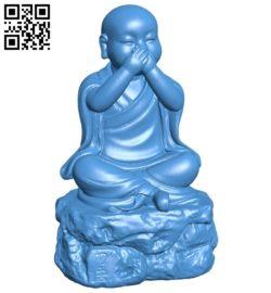 Do not speak lot B006535 file stl free download 3D Model for CNC and 3d printer