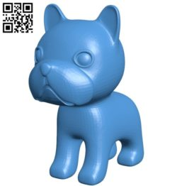Dog B006316 download free stl files 3d model for 3d printer and CNC carving