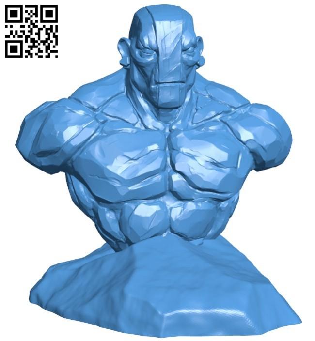 Earth Spirit B006414 file stl free download 3D Model for CNC and 3d printer