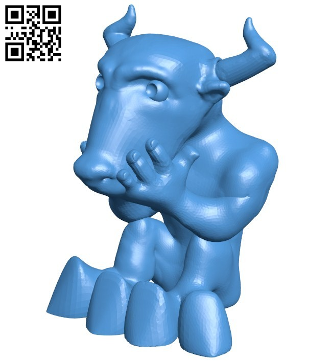 Felfil Minotaur B006447 file stl free download 3D Model for CNC and 3d printer