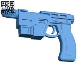 Gun GLIE-44 B006578 file stl free download 3D Model for CNC and 3d printer