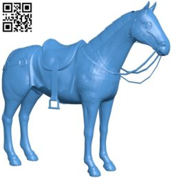 Horse of the Knight B006407 file stl free download 3D Model for CNC and 3d printer