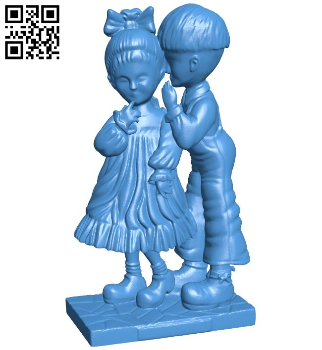 JG Sweet nothings B006467 file stl free download 3D Model for CNC and 3d printer
